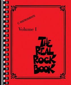 Real Rock Book: C Instruments, Volume I - 2854279791