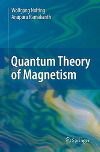 Quantum Theory of Magnetism - 2838459919