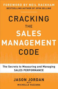 Cracking the Sales Management Code - 2827009173