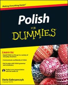 Polish For Dummies - 2826674533