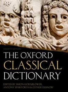 Oxford Classical Dictionary - 2869581289
