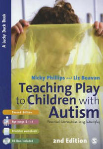 Teaching Play to Children with Autism - 2869550336