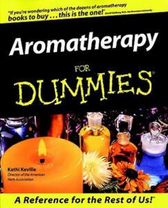 Aromatherapy For Dummies - 2826628460