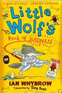 Little Wolf's Book of Badness - 2854279918