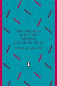 Murders in the Rue Morgue and Other Tales - 2826722922