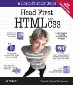 Head First HTML and CSS - 2826807065