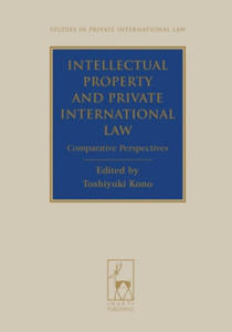 Intellectual Property and Private International Law - 2848127291