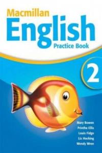 Macmillan English 2 Practice Book with CD-ROM - 2874298333