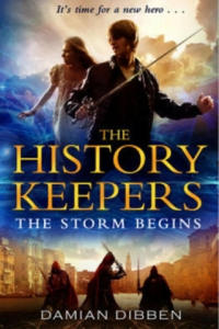 History Keepers: The Storm Begins - 2826897845