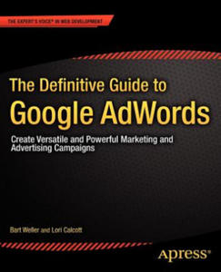 The Definitive Guide to Google AdWords - 2842362653