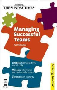 Managing Successful Teams - 2826830623