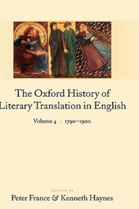 Oxford History of Literary Translation in English: - 2902477273