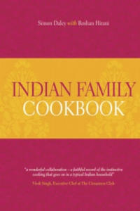 Indian Family Cookbook - 2844163542
