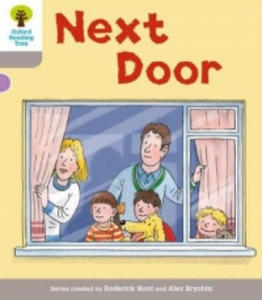 Oxford Reading Tree: Level 1 More a Decode and Develop Next Door - 2880483938