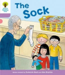 Oxford Reading Tree: Level 1+ More a Decode and Develop The Sock - 2880490115