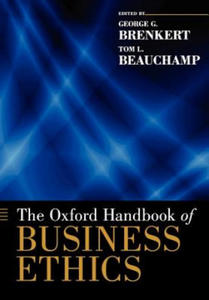 Oxford Handbook of Business Ethics - 2826830368