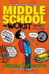 Middle School: the Worst Years of My Life - 2826856326