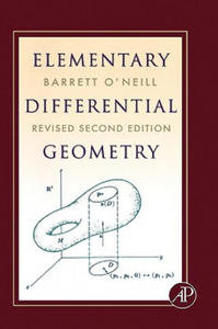 Elementary Differential Geometry, Revised 2nd Edition - 2854314659