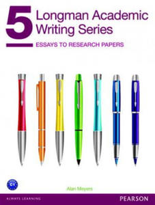 Longman Academic Writing Series 5: Essays to Research Papers - 2854314849