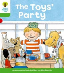 Oxford Reading Tree: Level 2: Stories: The Toys' Party - 2863755056