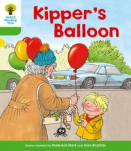 Oxford Reading Tree: Level 2: More Stories A: Kipper's Balloon - 2875348010