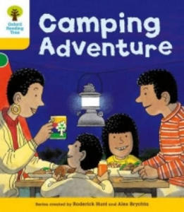 Oxford Reading Tree: Level 5: More Stories B: Camping Advent - 2854315683