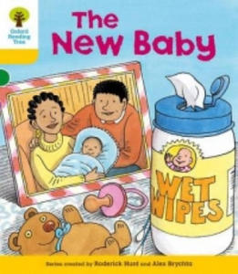 Oxford Reading Tree: Level 5: More Stories B: The New Baby - 2854315684