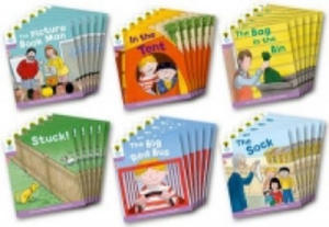 Oxford Reading Tree: Level 1+ More A Decode and Develop Class Pack of 36 - 2869576729