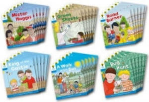 Oxford Reading Tree: Level 3 More a Decode and Develop Class Pack of 36 - 2874922618