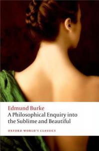 Philosophical Enquiry into the Origin of Our Ideas of the Su - 2843286097