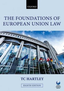 Foundations of European Union Law - 2837509404