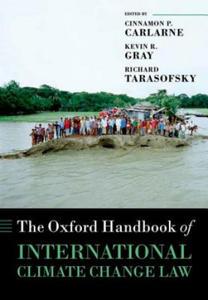 Oxford Handbook of International Climate Change Law - 2870001462