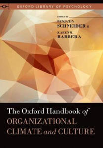 Oxford Handbook of Organizational Climate and Culture - 2827033256