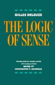 Logic of Sense - 2850431001
