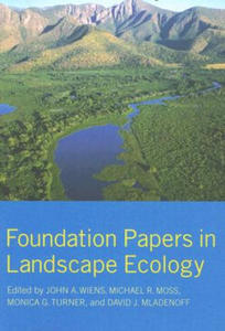 Foundation Papers in Landscape Ecology - 2854317728