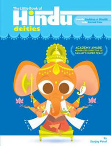 Little Book Of Hindu Deities - 2854319299