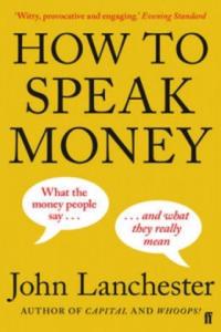 How to Speak Money - 2834692340