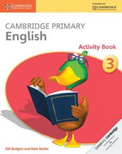 Cambridge Primary English Stage 3 Activity Book - 2854324828