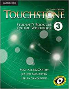 Touchstone Level 3 Student's Book with Online Workbook - 2854540600