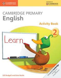 Cambridge Primary English Stage 2 Activity Book - 2837310675