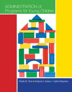 Administration of Programs for Young Children - 2858841841