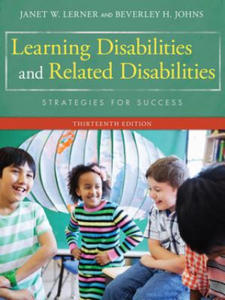 Learning Disabilities and Related Disabilities - 2854325262