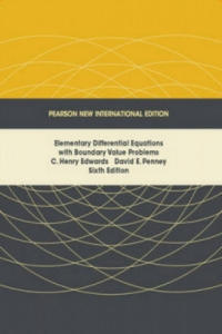 Elementary Differential Equations with Boundary Value Problems - 2850276195