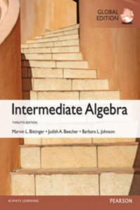 Intermediate Algebra, Global Edition - 2854325376