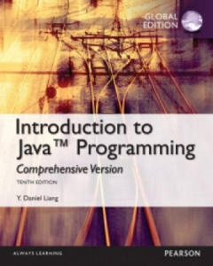 Intro to Java Programming, Comprehensive Version, Global Edition - 2854325384