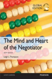 Mind and Heart of the Negotiator, Global Edition - 2854325387