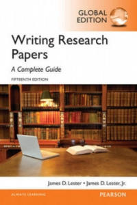 Writing Research Papers: A Complete Guide, Global Edition - 2854209160