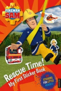 Fireman Sam Rescue Time! My First Sticker Book - 2835278509