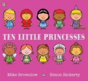 Ten Little Princesses - 2863145976