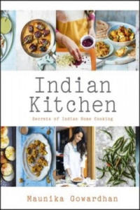 Indian Kitchen: Secrets of Indian home cooking - 2826736496